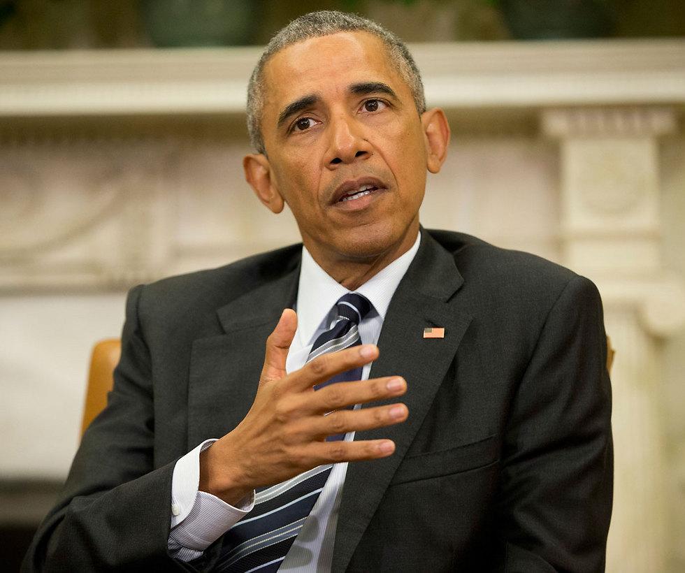 ברק אובמה, היום (צילום: AP) (צילום: AP)
