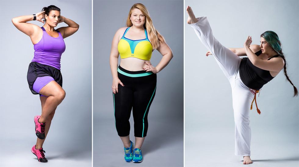 """"""" לא כל אדם שמן הוא חולה, כמו שלא כל אדם רזה הוא בריא. זו תפיסה לא נכונה"""". מאשה בייטמן, לודה גרקו ודקל זרד (סגנון: ריי שגב) (צילום: אוהד רומנו)"""