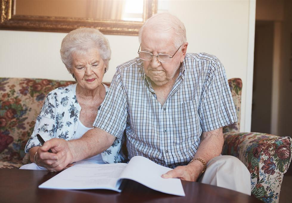 מבוגרים רבים בוחרים לחלק בצורה לא שיוויונית את רכושם בין ילדהם (צילום: shutterstock)