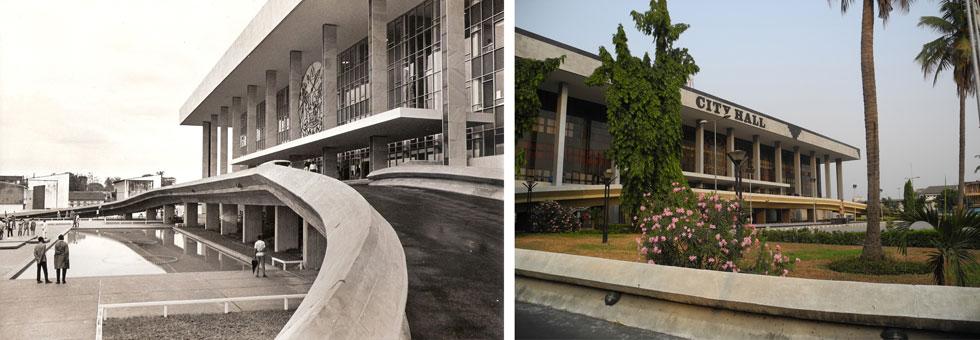 אפריקה זוכה השנה לעניין מוגבר. פרויקטים של אדריכלים ישראלים ביבשת השחורה זכו לספר ולתערוכה (צילום: איילה לוין)