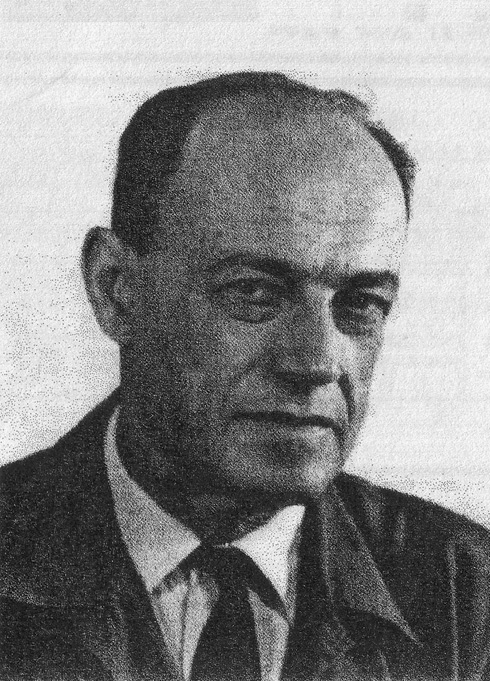 שמואל רוזוב. התגורר בחיפה ועבד בעיקר בה (באדיבות: שמואל ואריה רוזוב)