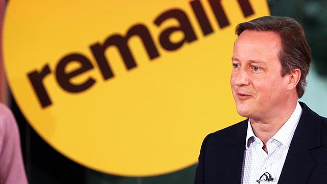 קורא לבריטים להישאר בגוש האירופי. ראש הממשלה דיוויד קמרון (צילום: gettyimages) (צילום: gettyimages)