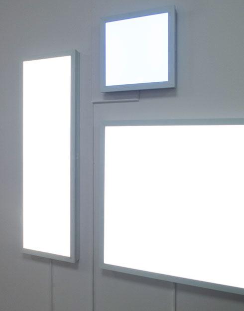 ומשטחי אור שייתנו אשליה של חלון בחדר קטן או חשוך (צילום: באדיבות IKEA)