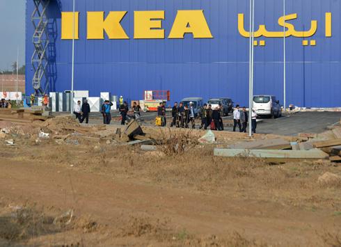 סניף חדש במרוקו (צילום: EPA)