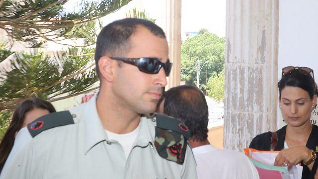 Major Tom Na'aman (Photo: Motti Kimchi)