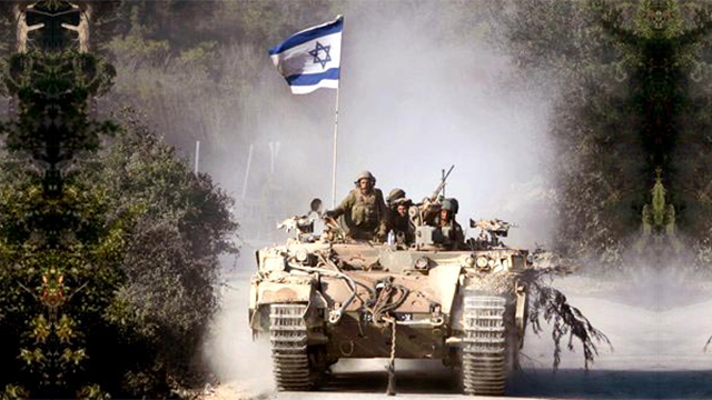 IDF leaving Lebanon in 2006 (Photo: AFP)