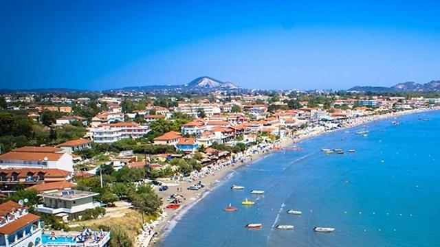 כמעט אסון? האי זקינטוס, יוון (צילום: Go Zakynthos) (צילום: Go Zakynthos)