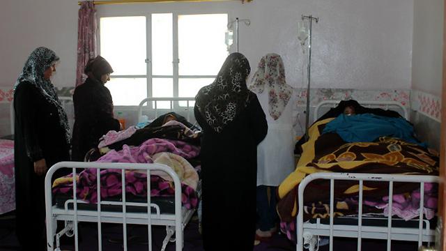 Международный госпиталь в Кунейтре