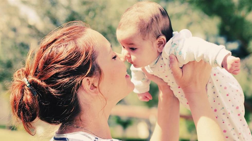 """לא רק לאמהות: מעתה אימרו """"תקופת הלידה וההורות"""" (צילום: shutterstock)"""