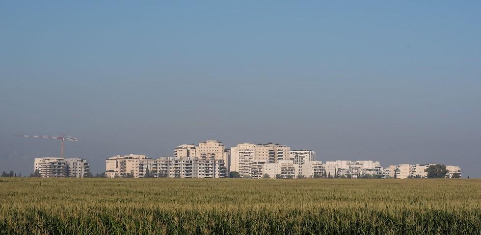 שכונת גבעת הרקפות בקריית ביאליק. תורחב למרות ההתנגדויות (צילום: דורון גולן) (צילום: דורון גולן)