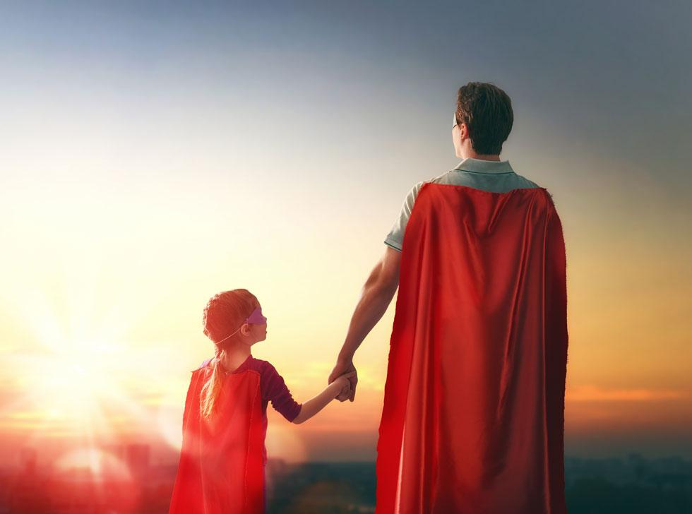 יום אחד ילדה, כל זה יהיה שלך (צילום: shutterstock)