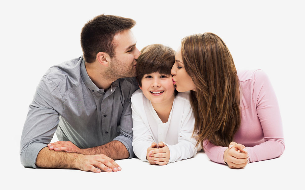 """""""למען העתיד הבריא של ילדינו. וגם העתיד הבריא של ההורים שלהם. כי מגיע להם שניים כאלו"""" (צילום: Shutterstock)"""