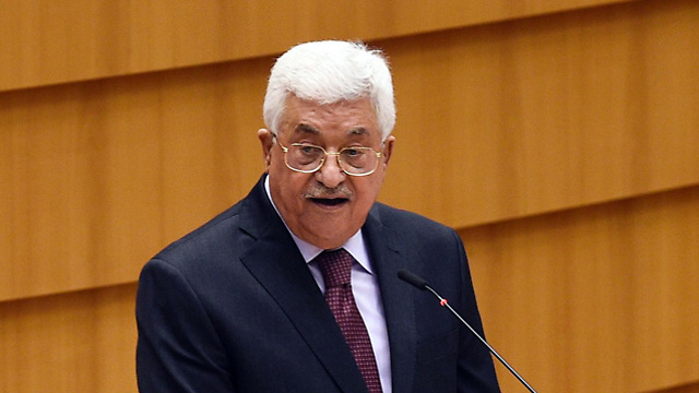 Palestinian Authority leader Mahmoud Abbas (Photo: AFP) (Photo: AFP)