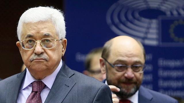 Mahmoud Abbas (Photo: EPA)