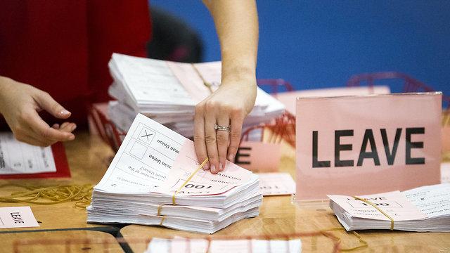 עוזבים את האיחוד (צילום: AP) (צילום: AP)