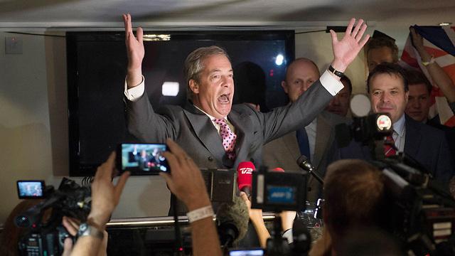 נייג'ל פראג', המנצח הגדול (צילום: AP) (צילום: AP)