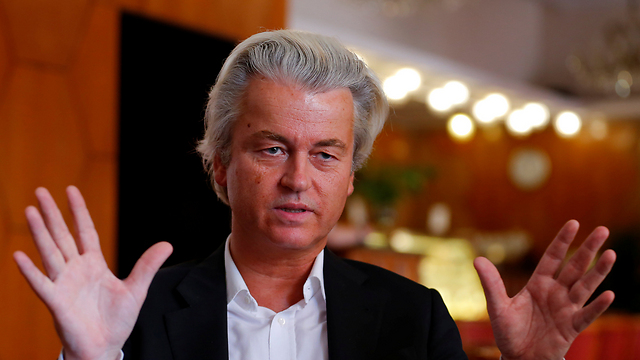 Dutch nationalist leader Geert Wilders (Photo: Reuters)
