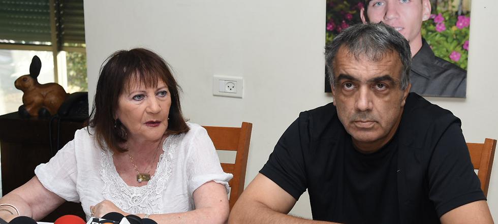 "Zehava and Herzl Shaul. ""It may be necessary to change (our) thinking."" (Photo: Avihu Shapira)"