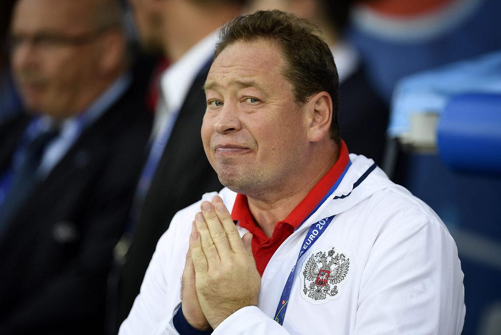Леонид Слуцкий. Фото: AFP