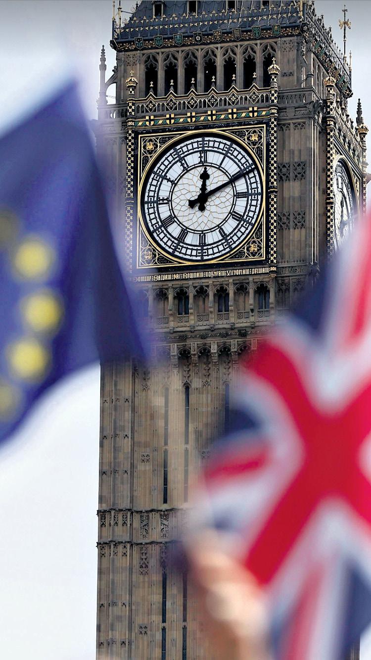 איחוד ממשי ונכון יתקיים רק כאשר יבשת אירופה תהיה מקושרת כרשת אחת - חברה אחת, מדינה אחת, עם אחד.