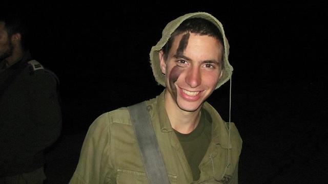 Lt. Hadar Goldin