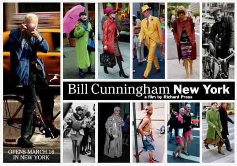 ביל קנינגהם. המפורסם הכי אאוטסיידר בניו יורק