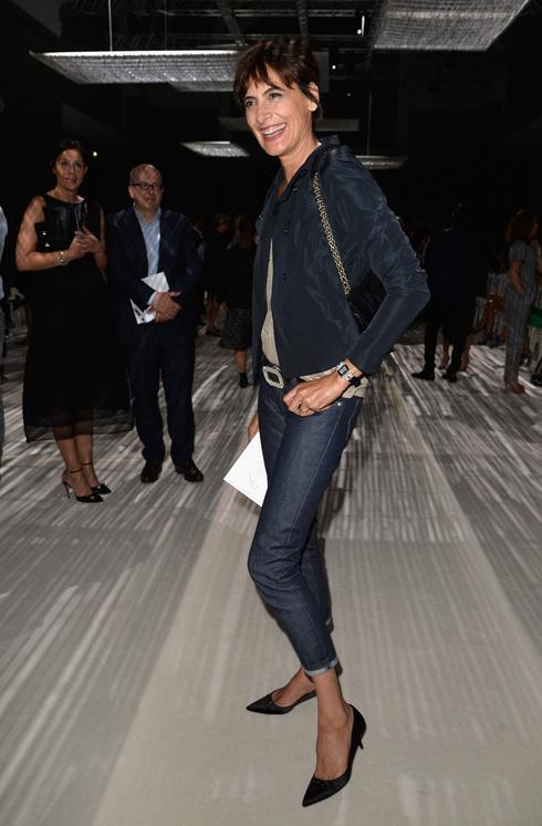 אינס דה לא פרסאנג' והג'ינס הנכון  (צילום: gettyimages)