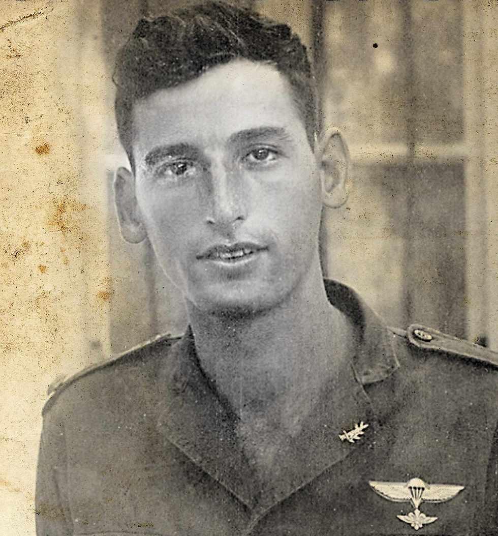 Muki Betzer (Photo from family album)