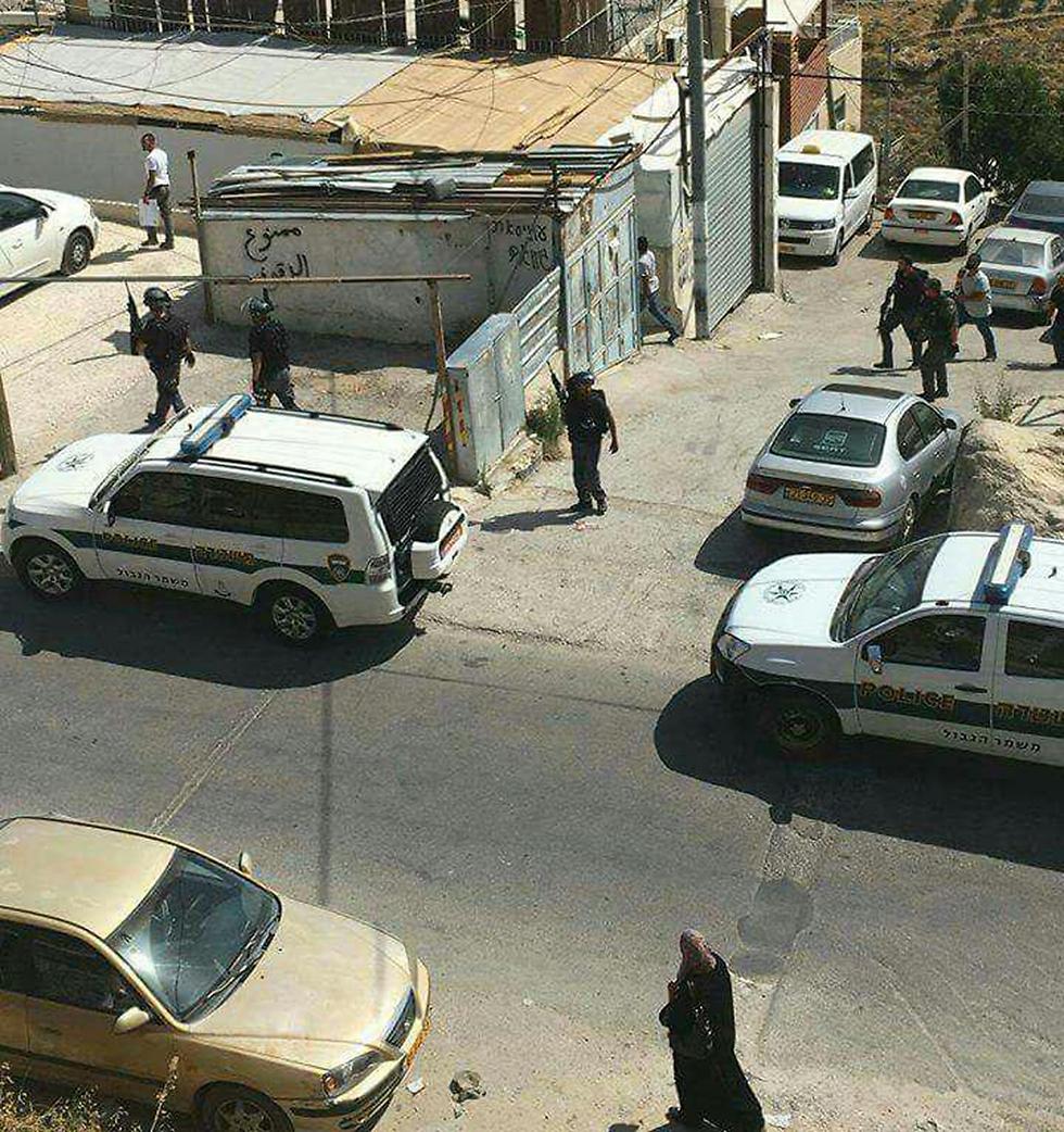 Police raid Mohammed Aliyan's home in Jabel Mukaber