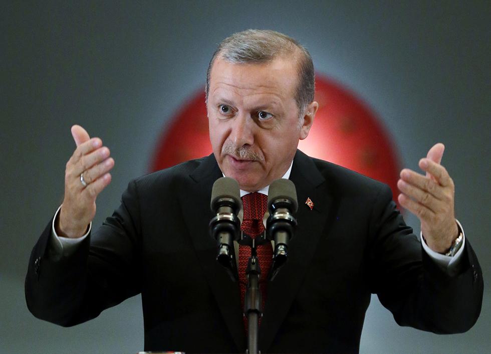 Turkish President Erdogan (Photo: AP)
