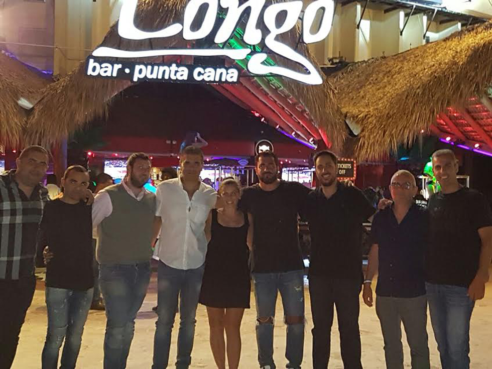 ביקור סאני בקריביים  ()
