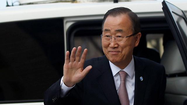 Ban Ki-Moon (Photo: Reuters)