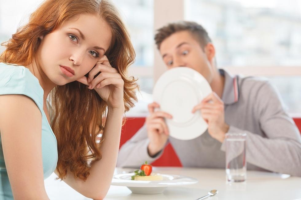 יחסים מתוחים במשפחה. הפרעות אכילה (צילום: Shutterstock)