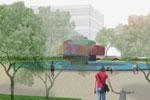 הדמיה: משרד מוריה סקלי אדריכלות נוף