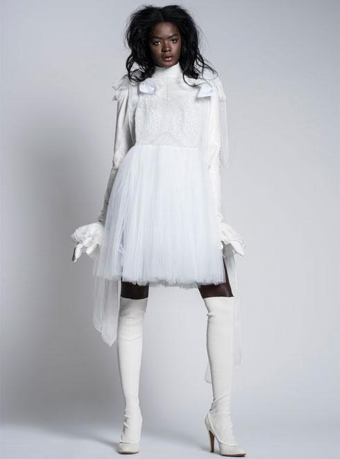 פרויקט מרהיב שכולו בצבע לבן. אביתר מייאור  (צילום: רון קדמי)