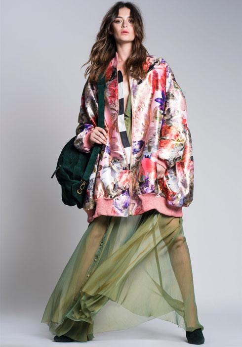 פריטי לבוש עכשוויים עם הדפסים מקוריים וצלליות מחמיאות. ניל ברוש  (צילום: רון קדמי)
