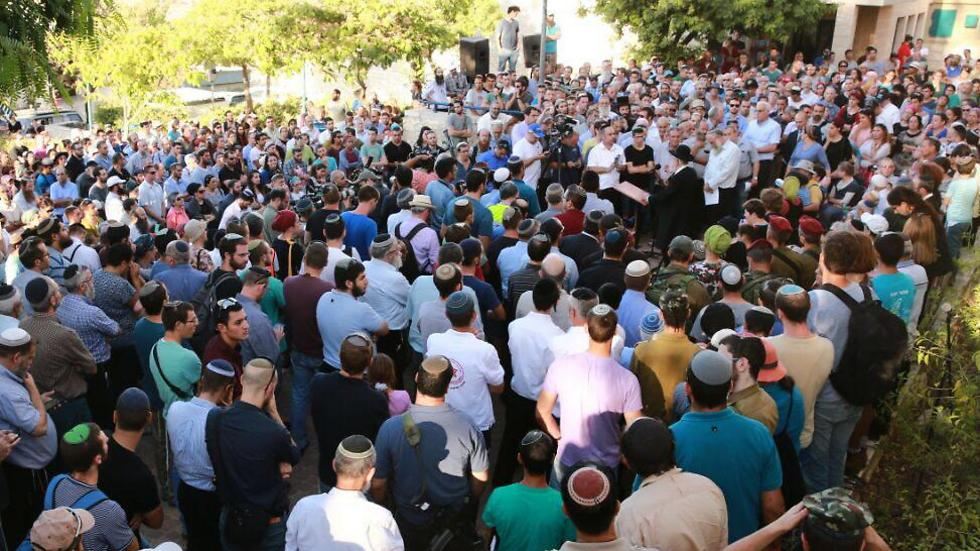 Photo: Hillel Meir/TPS