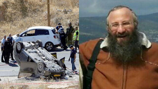 מיכאל מרק, שנרצח בפיגוע בשישי ()