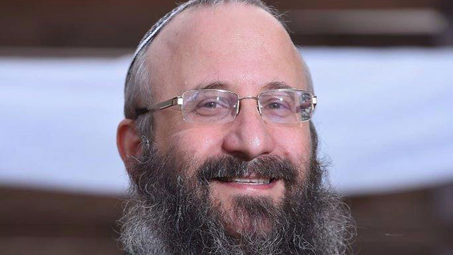 Rabbi Miki Mark