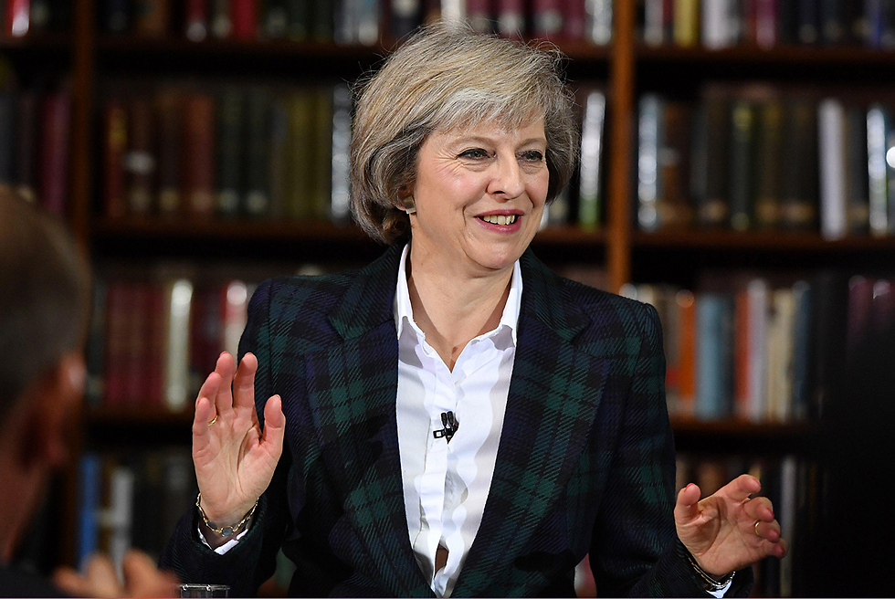 Prime Minister Theresa May (Photo: Gettyimages)