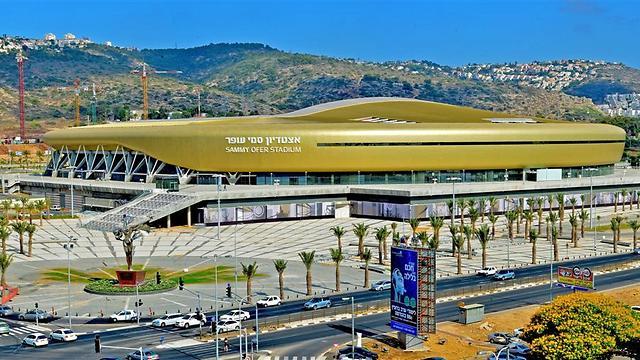 אצטדיון חיפה