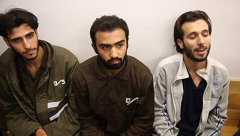 Three terrorists who carried out deadly Saron Market attack
