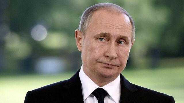 Russian President Vladimir Putin. A new Turkish ally? (Photo: Reuters)
