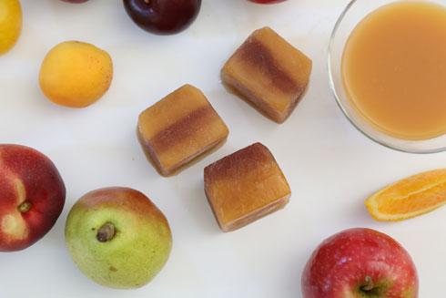 ממתק פרי קפוא (צילום: עודד חוברה)