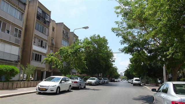 שכונת רובע ו', אשדוד (צילום: בראל אפרים) (צילום: בראל אפרים)