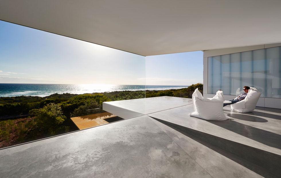 מועמד בקטיגוריית המגורים: וילה בחוף סנט אנדרוז במדינת ויקטוריה, אוסטרליה (צילום: באדיבות World Architecture Festival announces 2016)