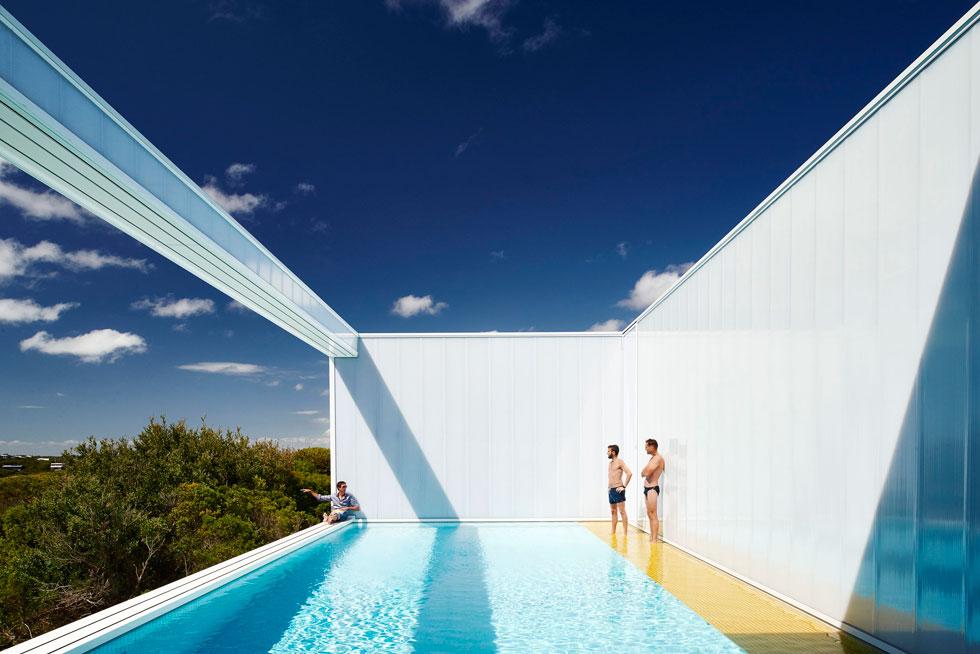 אותה וילה במבט נוסף. ישראל, למרות ריבוי הווילות שנבנות בה, לא העפילה לרשימה המקוצרת (צילום: באדיבות World Architecture Festival announces 2016)