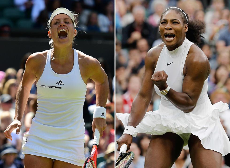 אחד הגמרים הגדולים שהיו (צילום: AFP) (צילום: AFP)