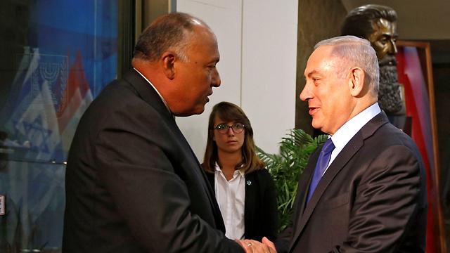 ביקור נדיר של אישיות מצרית בכירה בישראל (צילום: רויטרס) (צילום: רויטרס)