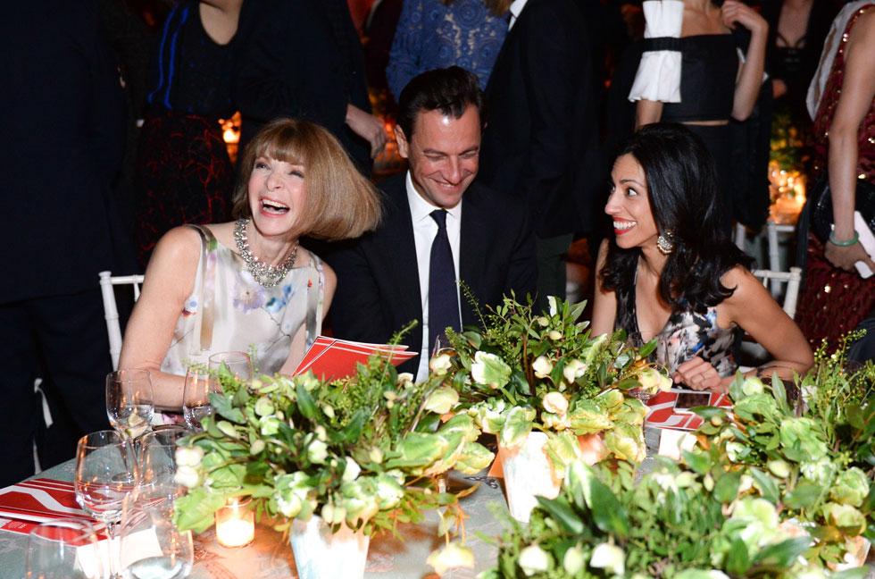 אבדין, המקורבת לאנשי תעשיית האופנה ולאנה ווינטור בפרט, היא הפנים הפוטוגניות של המרוץ לנשיאות 2016 (צילום: rex/asap creative)